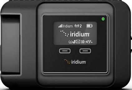Iridium GO! Closeup View