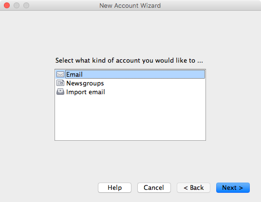 Teleport Mail Setup Direct Opera Mail Configuraton - Support